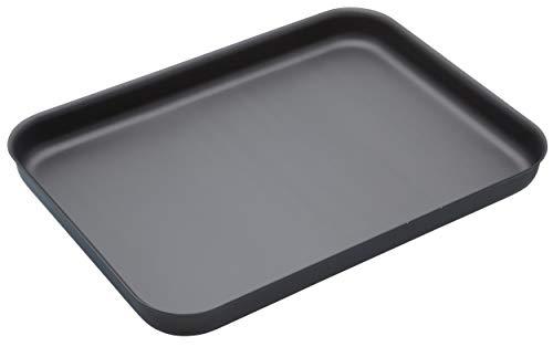 Kitchen Craft MasterClass Professional Teglia da Forno Antiaderente in Alluminio Anodizzato, Grande, 42 cm x 31 cm (16,5' x 12')