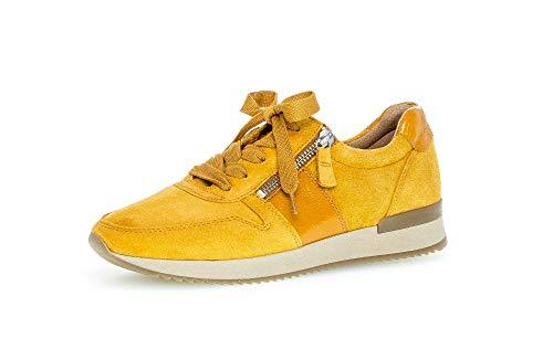 Gabor Femme Baskets, Chaussures de Sport, Dame Bas,Faible,Chaussure Basse,Chaussure de Rue,Chaussure de Sport,Loisirs,Herbst,39 EU / 6 UK