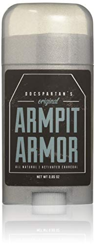 ArmPit Armor - All Natural Deodorant - As Seen On Shark Tank