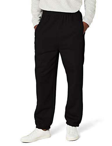 Urban Classics Sweatpants, Pantalon De Sport coupe large Homme, Noir (Black), M