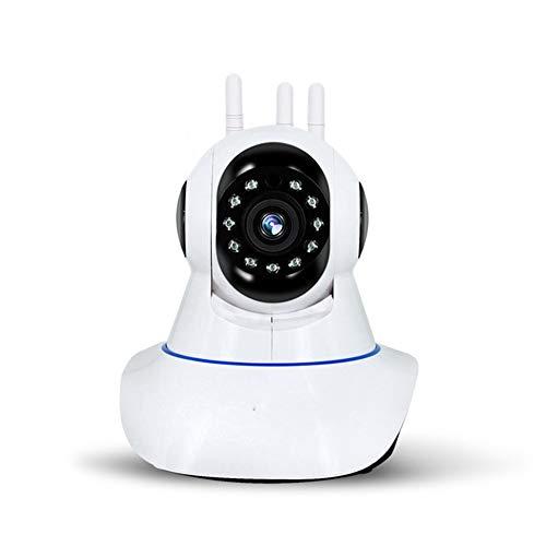 WANWW Hond Draadloze Beveiliging Wifi Home Beveiliging Camera Cloud Opslag Binnen Twee-weg Voice Huisdier Camera Monitor met Bewegingsdetectie Nachtzicht