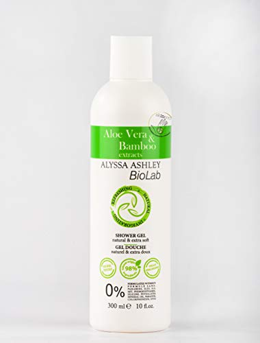 BioLab Aloe Vera & Bamboo Shower gel 300 ml