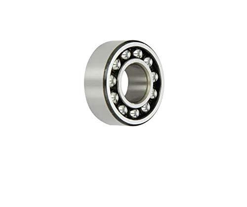 KSM 1210-K Double Row Self Aligning Ball Bearings, 50 mm ID, 90 mm OD 20 mm Width