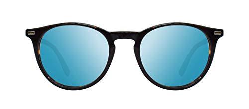 Revo Gafas de sol polarizadas Sierra montura redonda
