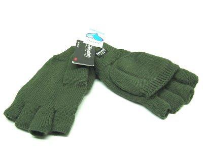 Handschuhe Thinsulate Halbfinger
