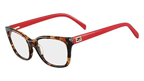 FENDI 1031 215 RX gafas, gafas, gafas, marcos y funda 52 mm