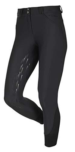 LeMieux Damen Breeches Black My DryTex Reithose schwarz, UK8/EU36