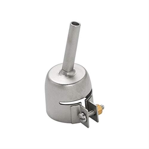 Pistola de aire caliente que suelda la boca de soldadura del acero inoxidable para los accesorios de la soldadura del vinilo