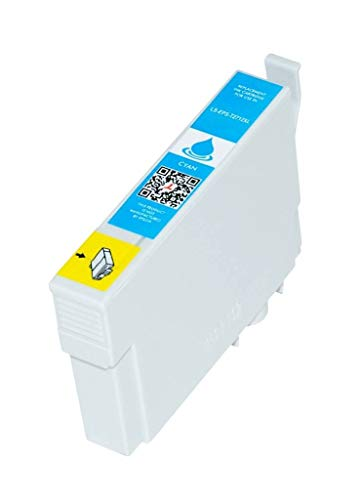 T2712 XL Cartuccia compatibile Ciano Per Epson WorkForce WF-3620 WF-3640 WF-7110 WF-7610 WF-7620