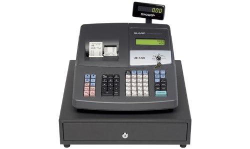 Sharp Electronics XEA406 Cash Register