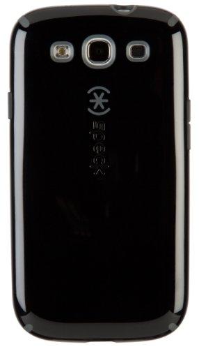 Speck CandyShell Clip-On Case Cover Schutzhülle für Samsung Galaxy S3 - Schwarz/Schiefergrau