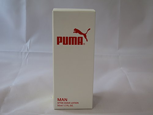 Puma White Man Aftershave Lotion, 50ml