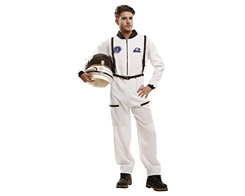 My Other Me Me-202120 Disfraz de astronauta para hombre, M-L (Viving Costumes 202120)