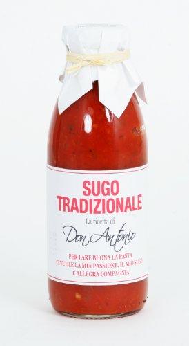 Don Antonio Sugo tradizionale / Tomatensauce mit Oregano 480 ml.