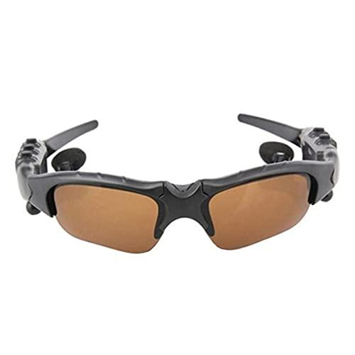 NewIncorrupt Sport Stereo Wireless 4.1 Headset Phone Driving Gafas de Sol / Mp3 Riding Eyes Gafas con Lentes de Sol de Colores