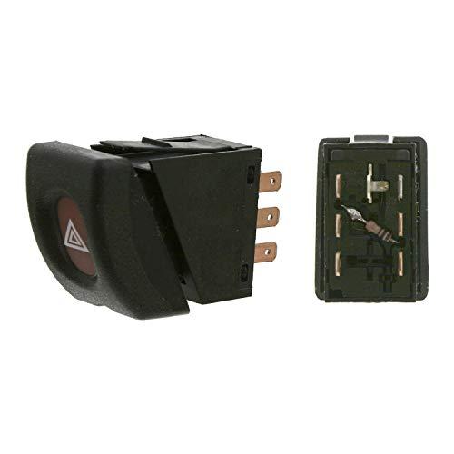 Febi-Bilstein 01566 Interrupteur de signal de détresse
