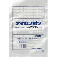 ナイロンポリバリアTLタイプ規格袋 28-40 800枚 280×400mm 福助工業 706493