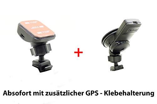iTracker GS6000-A12 GPS WiFi Autokamera Dashcam - 2