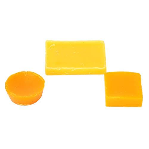 Bee Wax, 3 PCs Portable Pure Bee Wax, Läder handgjorda verktyg för hemmet