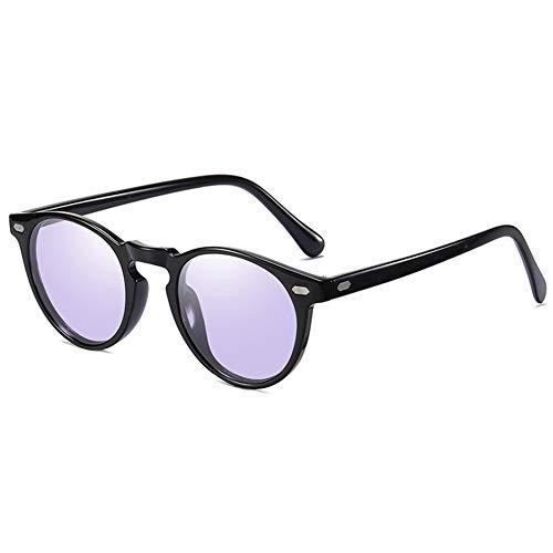 Gafas Deportivas Hombre Gafas de Sol Polarizadas Súper Ligero y Cómodo Anti UVA UV Marco TR90 Lente Espejo, Hombre y Mujer,4