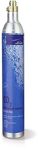 Sodapop A252209 CO2 Kohlensäure Zusatz-Zylinder, Blau
