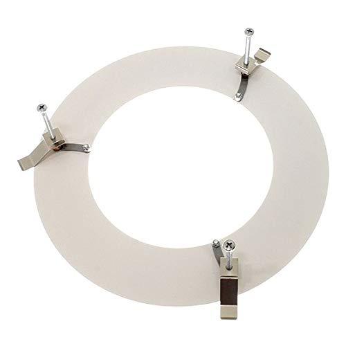 LTS Licht&Leuchten Deckenausgleichsring ZDAR 125.145-205 ws weiß Mechanisches Zubehör für Leuchten 4043544485472
