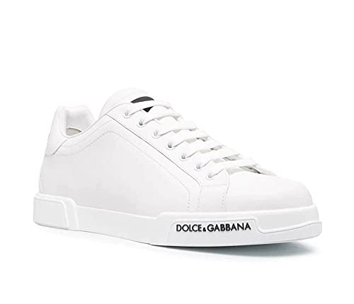 Zapatillas Blancas Portofino Dolce & Gabbana 43