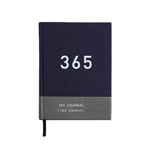 TOMMYFIELD日記帳日記diarynotebookスケジュール帳A5日付表記なしシンプル1年(darkblue)