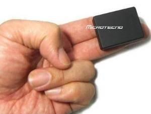 Cimice Microspia GSM miniaturizzata - VOX attivazione Vocale Audio Ottimo