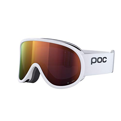 POC Retina Clarity, Hydrogen White/Spektris Orange, ONE Size