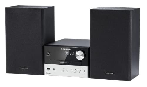 Grundig CMS 2000 BT, HiFi System, schwarz, GHF1040
