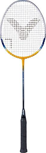 VICTOR Badmintonschläger Trainer 135, Blau/Gelb, 66.7 cm, 108/0/0