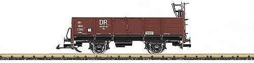 LGB Wagen offene Güterwagen DR Spur G. Nr. 41031-2