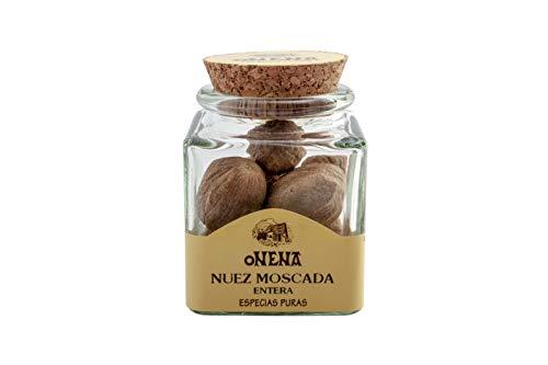 Onena Nuez Moscada Entera Especias 40 g