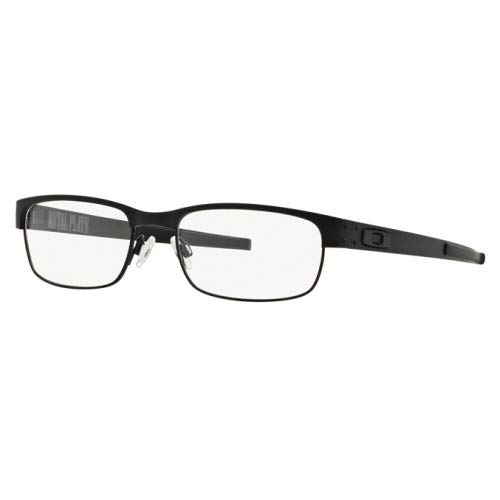 Oakley Metal Plate Radiation Safety X-Ray Imaging Glasses - 0.75mm Lead Glass (Brushed Chrome w/0.75mm Lead Glass + Anti-Reflective Coating)