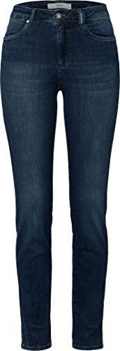 Brax Shakira Sensation Five Pocket Skinny sportiv, Jeans skinny Donna, Blu (Used Regular Blue), W40/L34 (Talla produttore: 40L)