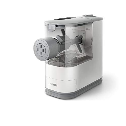 Philips Pasta Maker Compact HR2370/05 White (Certified Refurbished)