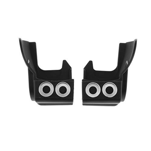 chenchen Tenedor de protección de Zapatos Protección de Zapatos Ajuste para Beta RR Racing 125 RC 250 RC Azul (Color : Black)