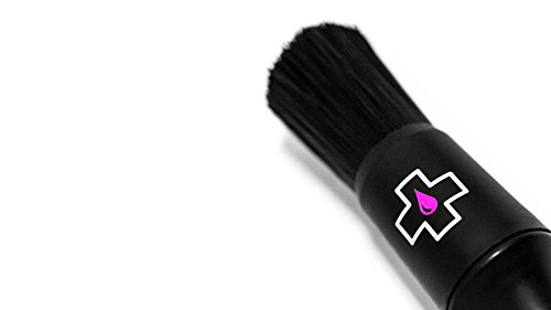 Muc-Off Drivetrain Detailing Brush - Bike Cleaning Brush With Easy Grip Handle And Durable Nylon Bristles - Perfect For Applying Drivetrain Cleaner