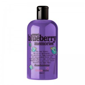 treaclemoon sweet blueberry memories Duschcreme Inhalt: 500ml
