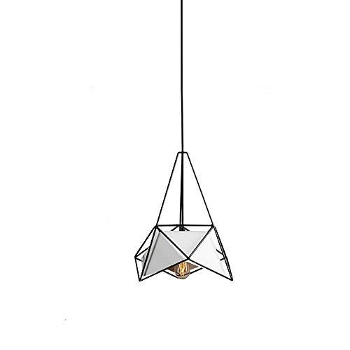 Light up Life / Boutique Lighting Moderne hanglamp eettafel design smeedijzer minimalistische binnenverlichting restaurant woonkamer slaapkamer studie geometrie vorm huis creatieve decoratie