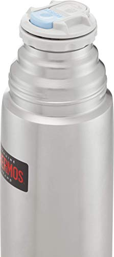 Thermos Light and Compact Flask, Stainless Steel, 500 ml