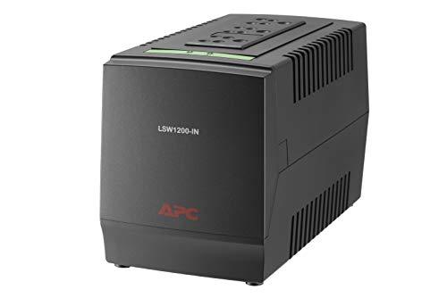 APC LSW1200 ?? 600 Watt, 230V - Voltage Stabilizer (160-285V Range), Ideal...