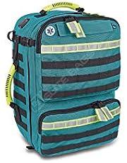 ELITE BAGS Verde Paramed's Mochila Tactico Sanitaria Rescate, Color, género, Talla Única