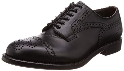 [フットザコーチャー] 革靴 MENDELL (LEATHER SOLE) メンズ ブラック 26.5 cm