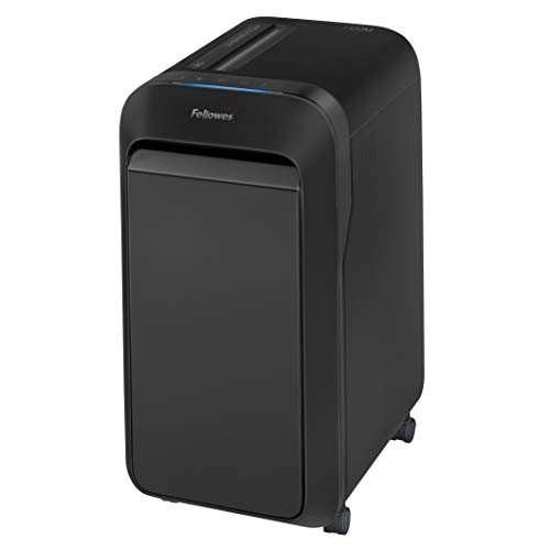 Buy Fellowes LX22M Powershred Micro Cut 20 Sheet Paper Shredder (Black) (5263501)
