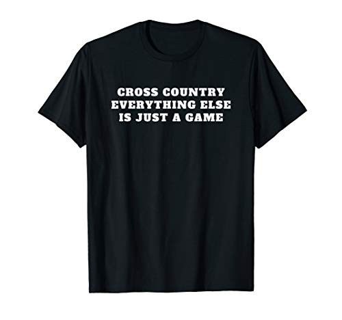 Pro Cross Country Running T shirt Cross Country Sport Gift