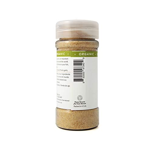 Jackie's Kitchen Garlic Powder, 3 Ounce