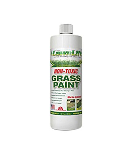 small Lonelift Super Concentrated (Green) Glass Paint 1 liter = 2.75 gallons product.