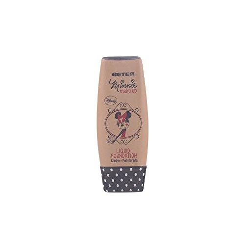 Beter Minnie Liquid Foundation, Golden - Piel Morena, 35 ml